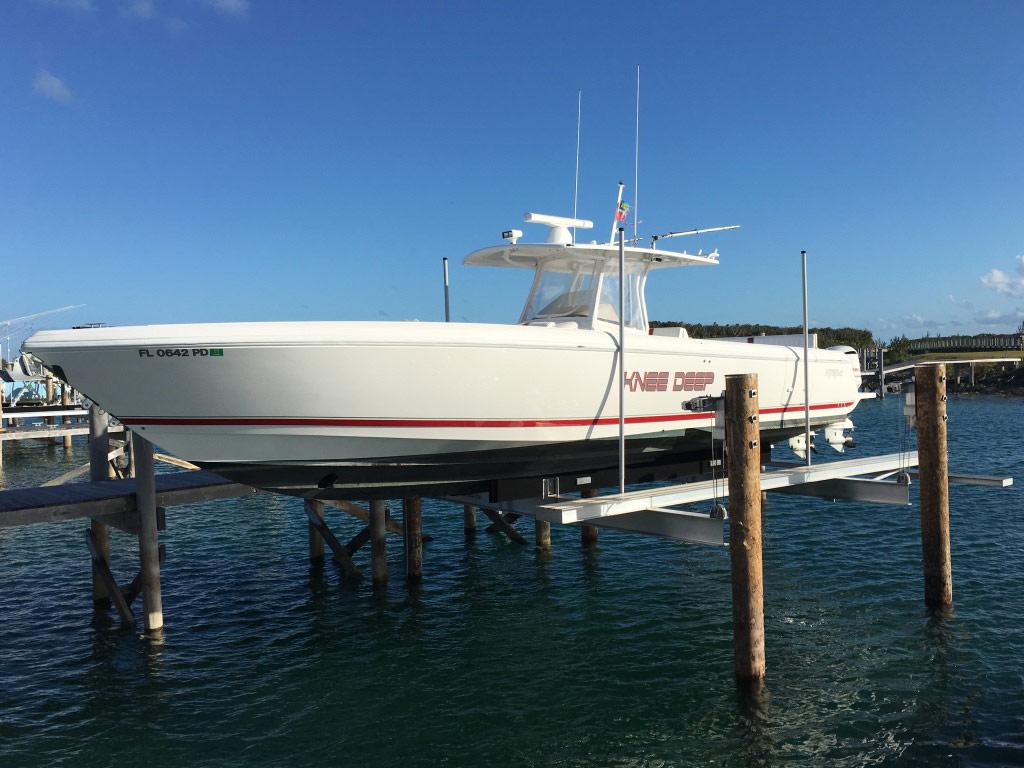 Boat Lifts – Drill Rig Marine, Ltd