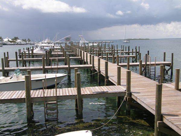 32 Slip Marina on Great Guana Cay